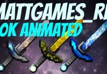 MattGames_RP PvP Texture Pack (Animated)