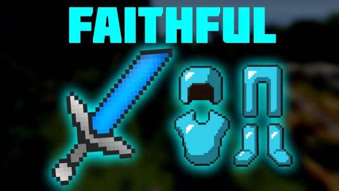 Faithful PvP Texture Pack