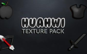 Huahwi Black & White PvP Texture Pack 1.9