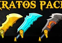 Kratos PvP Texture Pack