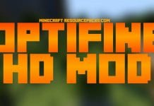 Optifine HD Mod 1.12.2/1.11.2 Optifine Ultra for Minecraft 1.12.2/1.11.2