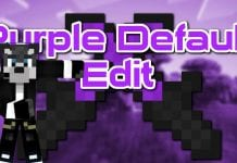 Minecraft UHC PvP Texture Pack Swazz Purple
