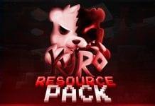 Minecraft PvP Texture Pack UHC Kuro Default