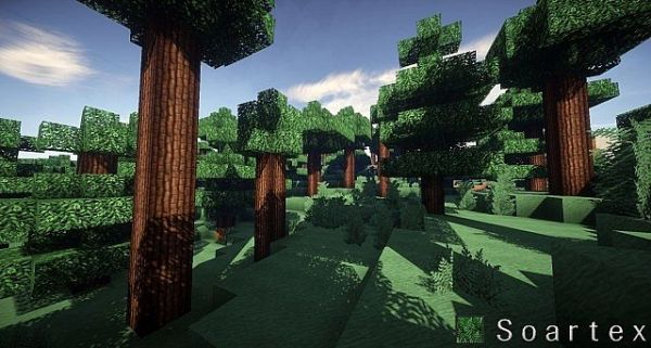 Soartex Fanver 1 12 2/1 11 2 Resource Pack for Minecraft