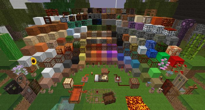 Minecraft 1.12.2 resource pack