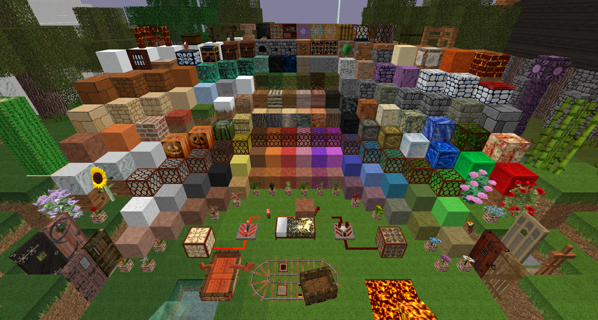Darklands Resource Pack for Minecraft 1.12.2, 1.12, 1.11.2 ... - photo#2