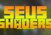 Sonic Ether's Unbelievable Shaders SEUS 1.12.2, 1.12, 1.11.2, 1.10.2, 1.8 for 1.12/1.11/1.10