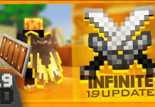 Infinite 3D PvP Texture Pack 1.9