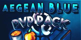 UHC PvP Texture Pack Aegean Blue