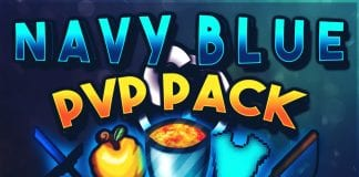 UHC PvP Texture Pack Navy Blue
