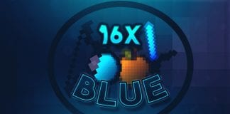 Blue 16x UHC PvP Texture Pack