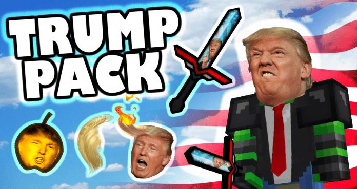 Trump Texture Pack
