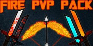 Fire PvP Texture Pack