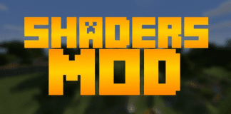 Sildur's Shaders Mod 1.11/1.10.2 for Minecraft 1.10, 1.9.4, 1.8