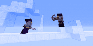 Invisibility Challenge Texture Pack