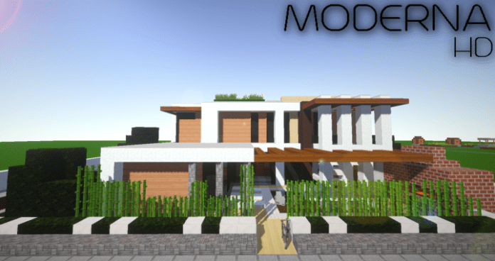 Moderna HD Resource Pack