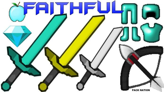 Amazing Faithful HD PvP Edit