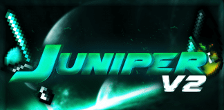 Juniper V2 PvP Texture Pack
