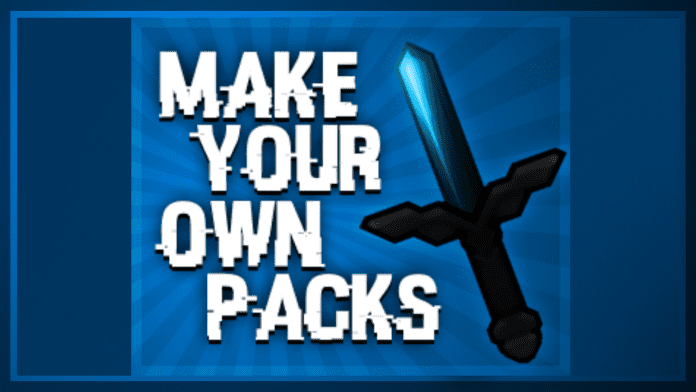 Make your own resource packs