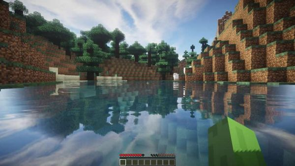 OptiFine 1.14.4 HD Graphics