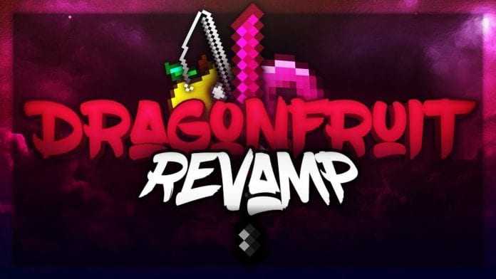 PvP Texture Pack Dragonfruit 32x