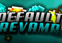 Default 16x Revamp PvP Texture Pack