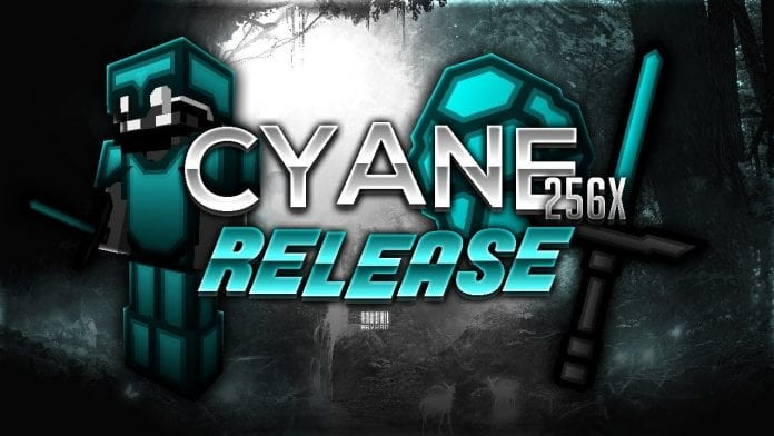 Cyane 256x PvP Texture Pack