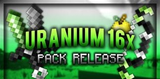 Uranium 16x PvP Texture Pack