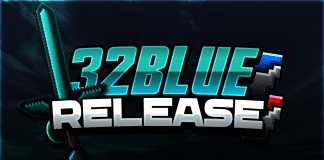 32Blue [64x] Revamp PvP Texture Pack Release