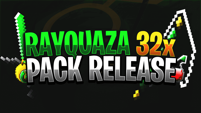 Rayquaza 32x PvP Texture Pack For Minecraft