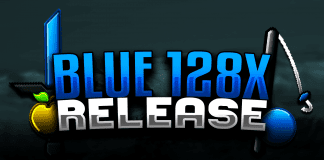 Blue PvP Texture Pack [128x] Revamp