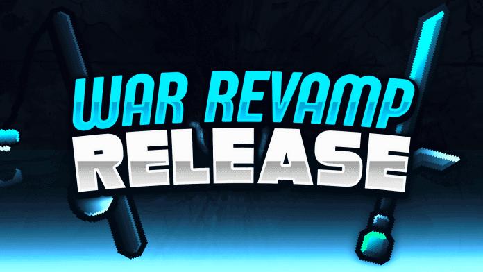 WAR V1 Revamp PvP Texture Pack