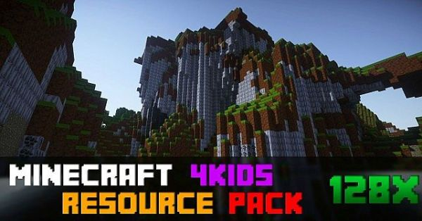 4Kids Revived Resource Pack 1.7.10