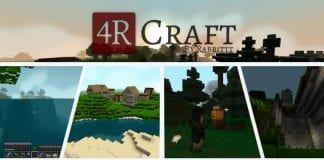 4R Craft Resource Pack 1.12.2