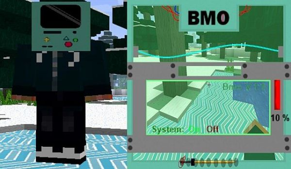 Adventure Time Pro Resource Pack 1.7.10