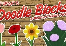 Doodle Blocks Resource Pack 1.7.10