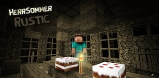 Authentic HerrSommer Rustic Resource Pack 1.7.10Chinese RPG Resource Pack 1.7.10