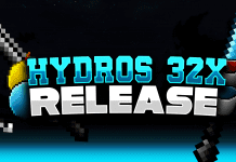 Hydros Revamp [32x] PvP Texture Pack