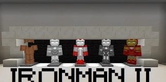 Iron Man 2 Resource Pack 1.7.10