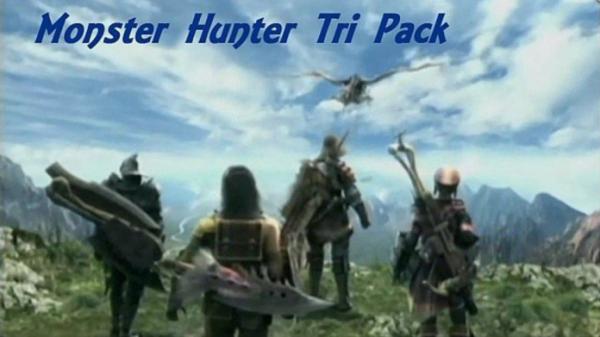 MonsterHunter Tri Resource Pack 1.7.10