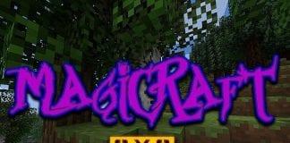 MagicCraft 8 Bit Resource Pack