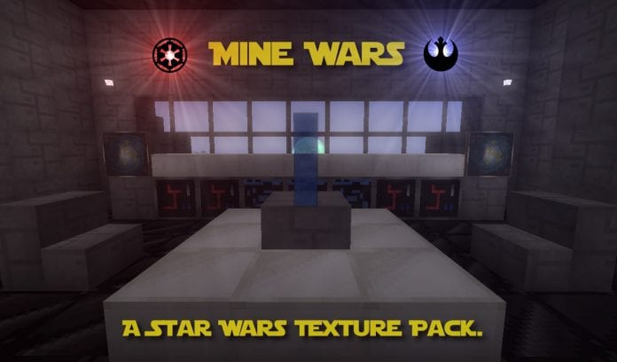 Mine Wars Resource Pack 1.7.10