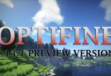 OptiFine 1.13.1