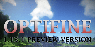 OptiFine 1.13.1