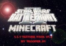 Star Wars Battlefront 2 Texture Pack