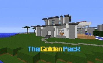 The Golden Resource Pack 1.7.10