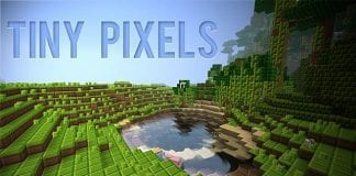 Tiny Pixels Resource Pack