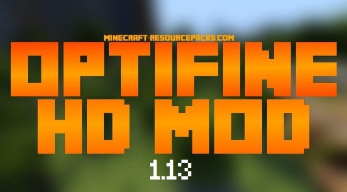 Optifine 1.13