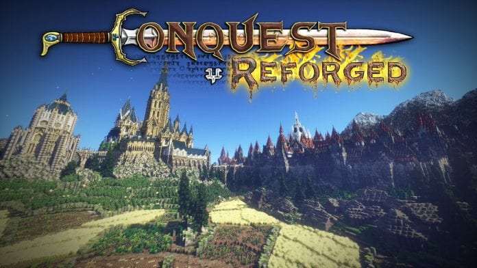 Conquest Reforged Resource Pack 1.10.2