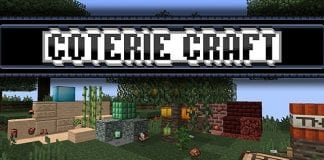 Coterie Craft Resource Pack 1.13
